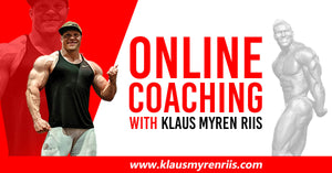 Online Coaching with Ifbb pro and Fitness Expert Klaus Myren Riis