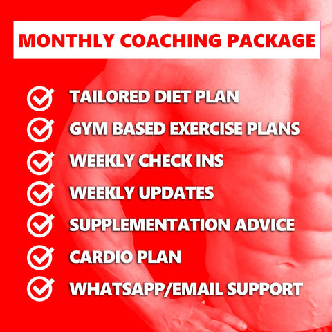 MONTHLY COACHING SERVICE