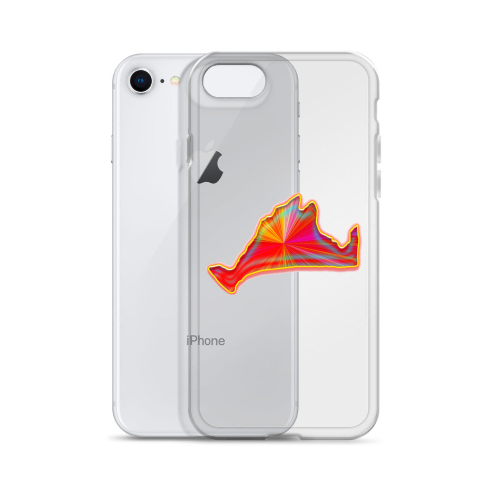 iPhone Case-Golden Sunburst