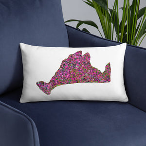 Limited Edition Pillow-Kaliedoscope Pink