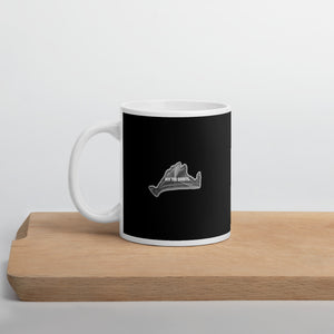 Monochrome-Black Mug