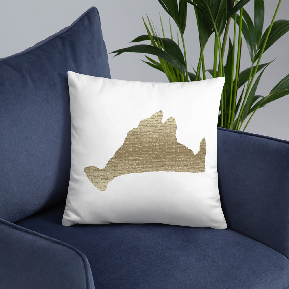Limited Edition Pillow-Golden