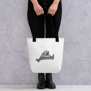 MonoChrome-Tote bag
