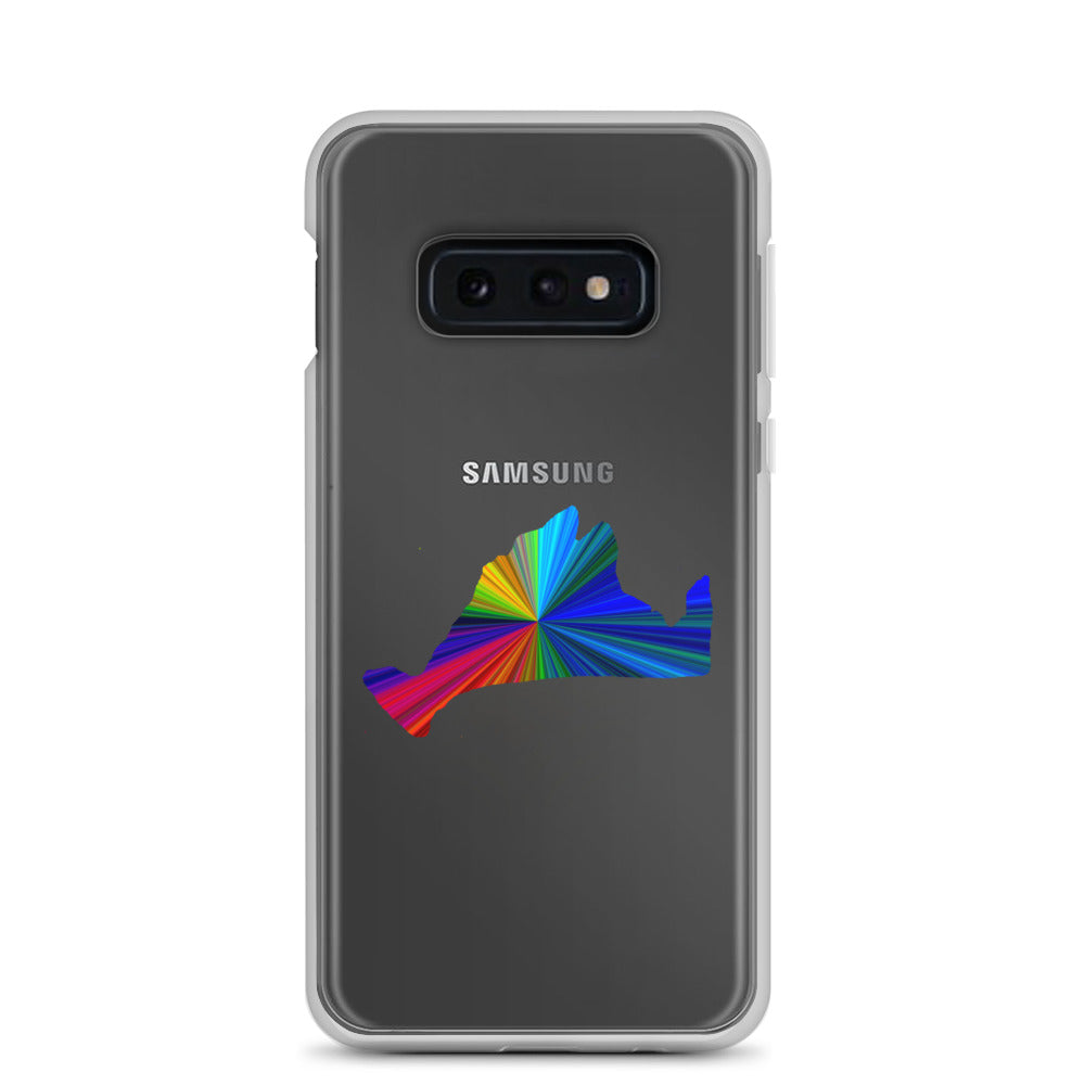 Prism by MV Tee Shirts-Samsung Case