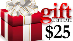 $25 Gift Certificate for DARC Shopping Center