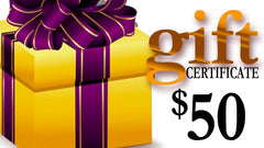 $50 Gift Certificate for DARC Shopping Center