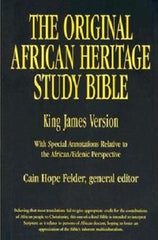The Original African study Heritage Bible