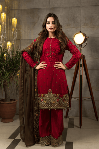 08 The Red Queen - Serene | Imrozia | Majestic
