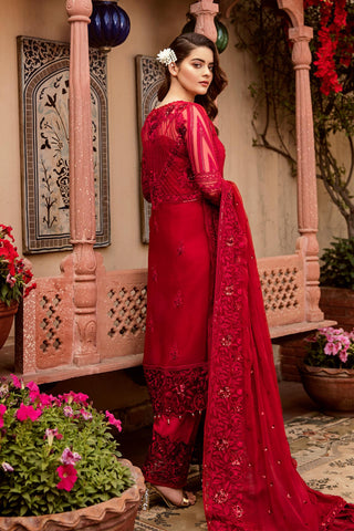 09 The Heartthrob Red - Serene | Imrozia | Majestic