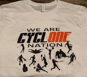 We are CYCLONE NATION