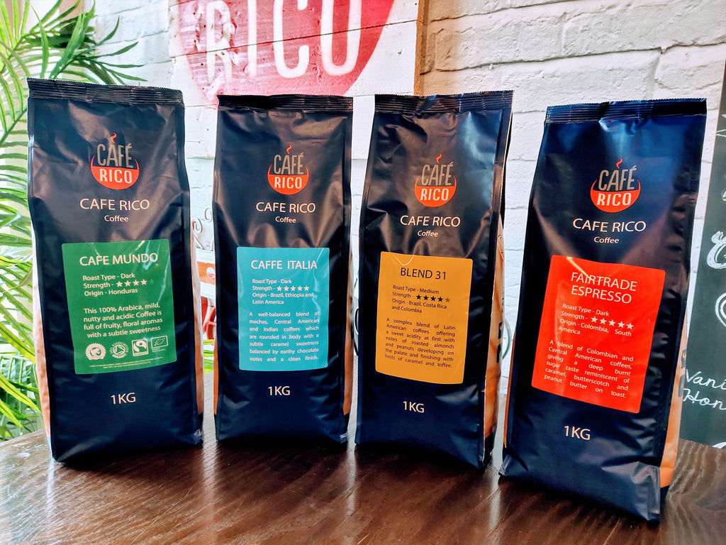 NEW! The Best of Cafe Rico Bundle