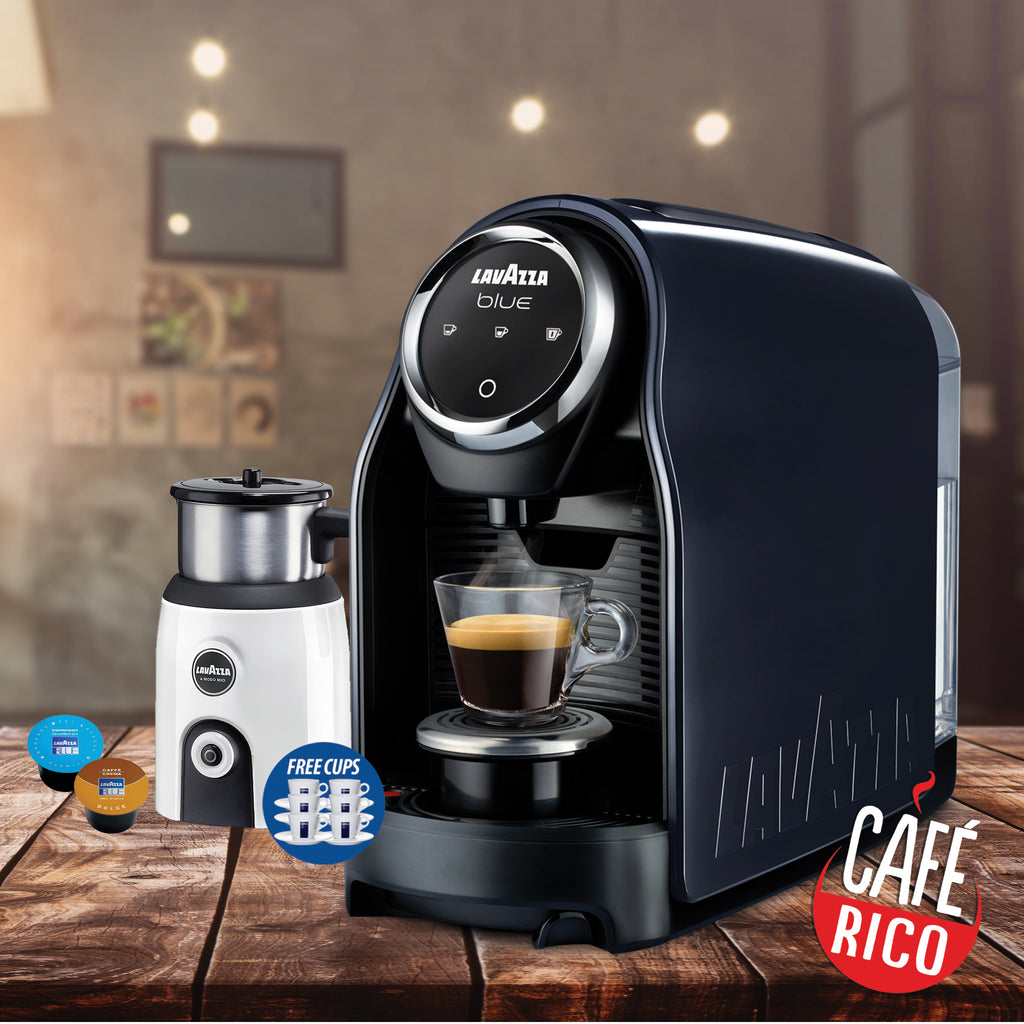 Free Lavazza Coffee Machine