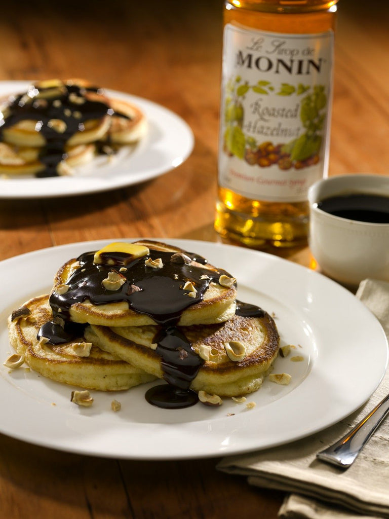 Pancake Day Recipes with Monin Syrups