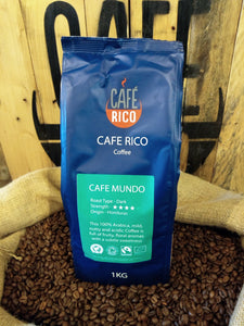 Cafe Mundo Coffee Beans - Product Spotlight