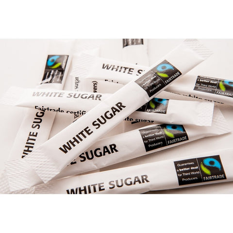 1000 Fairtrade White Sugar Sticks (4438116728920)