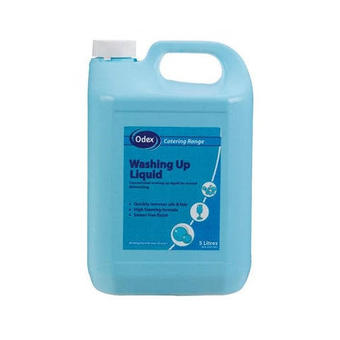 Washing Up Liquid x 5 Litre (4438144319576)
