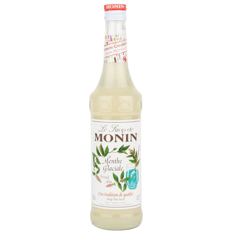 Monin Frosted Mint Syrup x 70cl (4438137667672)