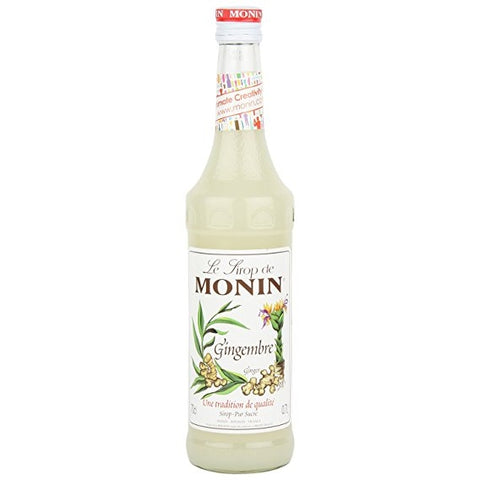 Monin Ginger Syrup x 70cl (4438137700440)