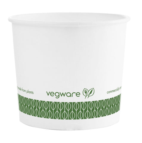 Vegware 10OZ SOUP CONTAINER X 1000
