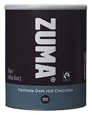 Zuma Fairtrade Hot Chocolate 2kg (4438135242840)