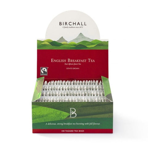 Birchall English Breakfast Stringed & Tagged x 100 (4438109814872)