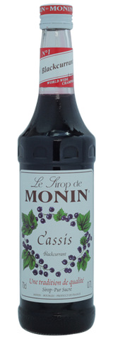 Monin Blackcurrant Syrup x 70cl (4438136520792)