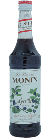 Monin Blueberry Syrup x 70cl (4438136586328)