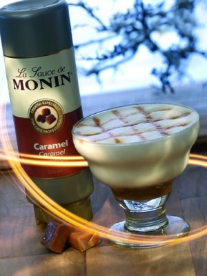 Monin Caramel Sauce X 500ml Cafe Rico Coffee Wholesaler