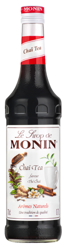 Monin Chai Tea Syrup x 70cl