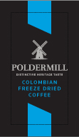 Poldermill Colombian Freeze Dried 1000 x 1.4g (4438128590936)
