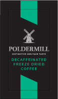 Poldermill Decaf Colombian Freeze Dried 1000 x 1.4g (4438128623704)