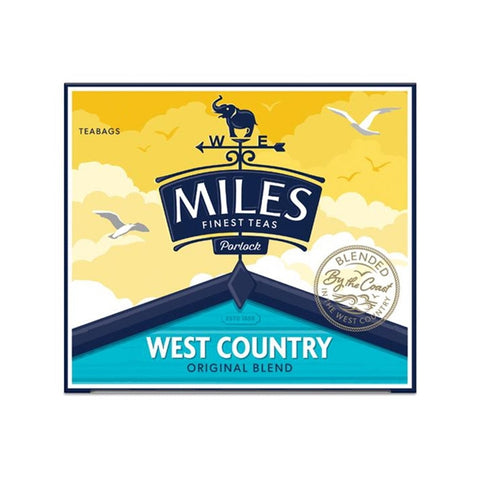 Miles West Country Original Tagged & Enveloped  x 100 (4438112796760)