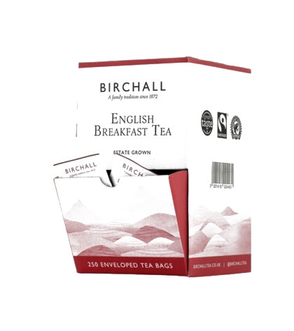 Birchall English Breakfast Enveloped x 250 (4438173220952)