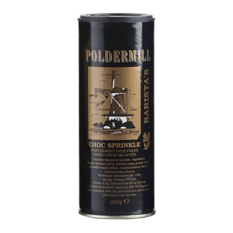 Poldermill Chocolate Sprinkles 250g (4438116696152)