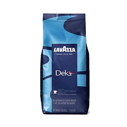 Lavazza Dek Decaffeinated Coffee Beans 500g (4479132893272)