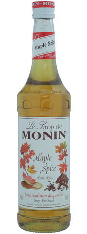 Monin Maple Spice x 70cl (4438138519640)