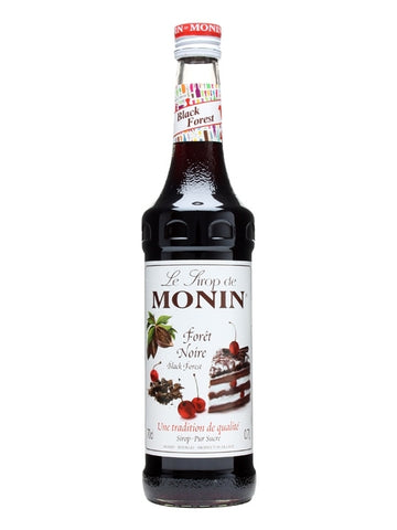 Monin Blackforest Syrup x 70cl (4438136553560)