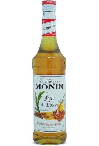 Monin Gingerbread Syrup x 70cl (4438137798744)
