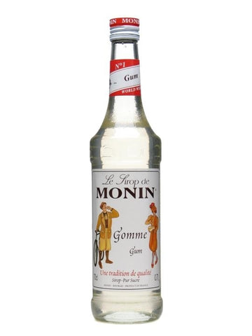 Monin Gomme (Gum) Syrup x 70cl (4438137962584)