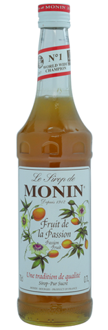 Monin Passion Fruit Syrup x 70cl (4438138683480)