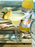 Monin Pineapple Syrup x 70cl (4438138912856)