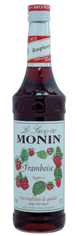 Monin Raspberry Syrup x 70cl (4438139076696)