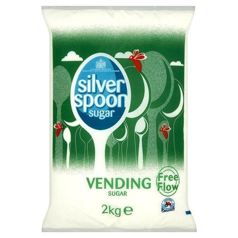 White Vending Sugar 2kg (4438117580888)