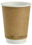 Vegware Compostable Double Walled Takeaway Cups 16oz x 500 (4438151987288)