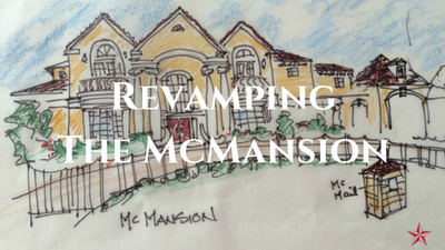 Revamping The McMansion