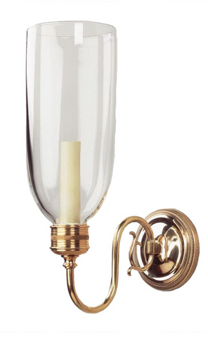 Georgian Brass Sconce
