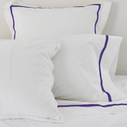 Bed Linen Set: Amythyst with Pillow