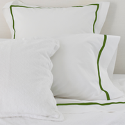 Bed Linen Set: Basil