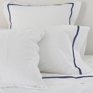 Bed Linen Set: Navy