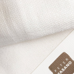 white high performance fabric by Peter Fasano